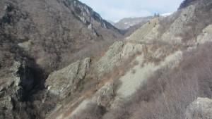 30.the way to Suvcharsko praskalo waterfall