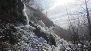 6.the way to Suvcharsko praskalo waterfall