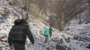7.the way to Suvcharsko praskalo waterfall