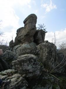 16.1-st day-Buzovgrad ecopath-Mazhkiyat kamak