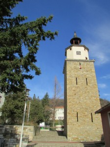 3.Dryanovo-clock tower