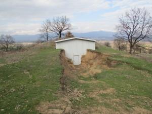 35.1-st day-Buzovgrad ecopath-thracian tomb