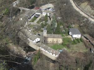 35.Dryanovo ecopath-Dryanovo monastery