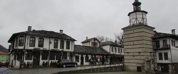 Трявна-Соколски манастир-Габрово