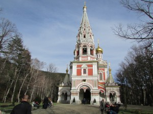 43.Shipka village-russian church