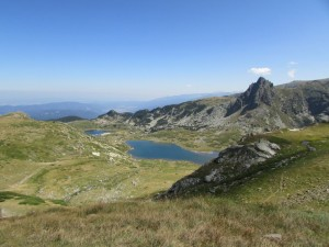 18.7 Rila Lakes