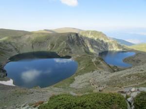 34.7 Rila Lakes