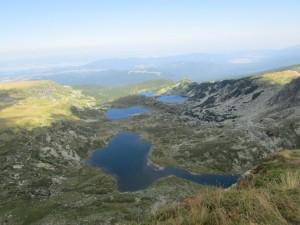 39.7 Rila Lakes
