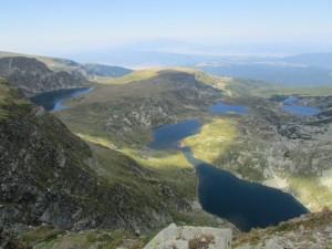 40.7 Rila Lakes