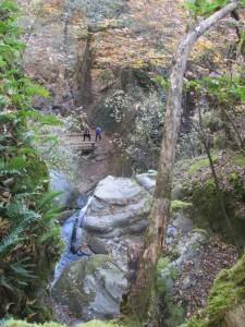 13.Sramezhlivetsa waterfall