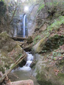 14.Sramezhlivetsa waterfall