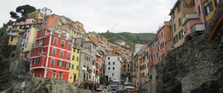 Cinque Terre – цветно, красиво, мечтано – II част