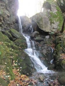 29.Yavornishki waterfall