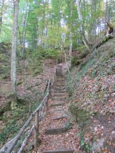 7.Sramezhlivetsa waterfall
