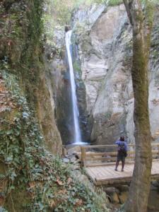 8.Sramezhlivetsa waterfall