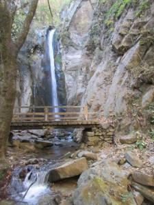 9.Sramezhlivetsa waterfall