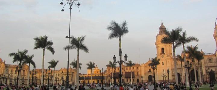 Перу – началото