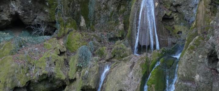 Бачковски водопад и местността Клувия – едно красиво кътче над манастира
