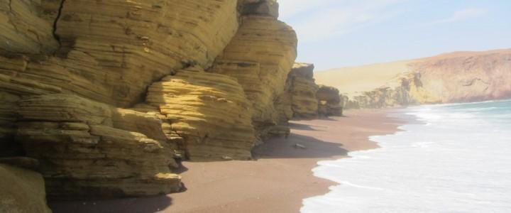 Перу – Паракас, оазисът Huacachina и линиите Наска