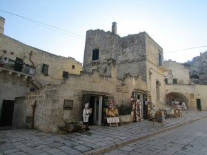 17.Sassi di Matera-Sasso Caveoso