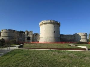 3.Matera-The Castle