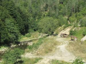 22.Troshachkata camp