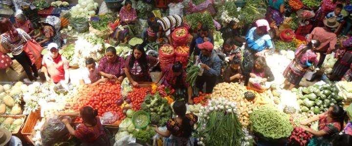 Гватемала – пазарът в Чичи