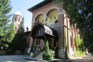 25.Curtea de Arges monastery