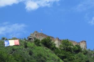 26.Poenari fortress