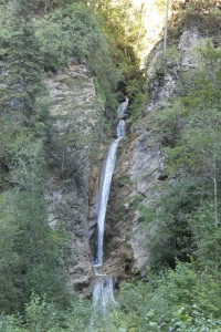 27.waterfall near by Trigrad