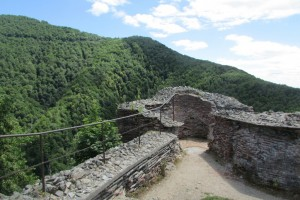 28.Poenari fortress