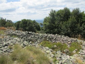 47.Tzigansko gradishte peak