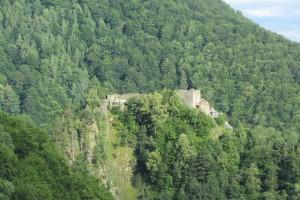 52.Poienari fortress