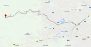1.route to Lisetz