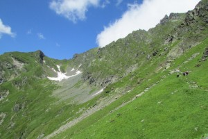 16.Fagaras mountains