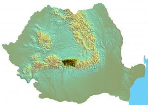 2.Fagaras mountains