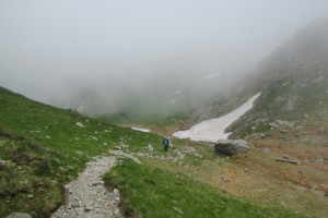 21.Fagaras mountains-Muchia Fruntii
