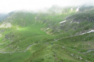 24.Fagaras mountains-Arpas river