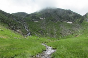 25.Fagaras mountains-Arpas river
