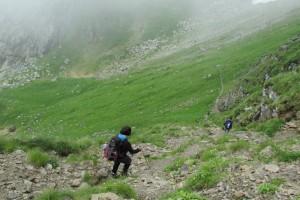 31.Fagaras mountains-Strunga Podragelului