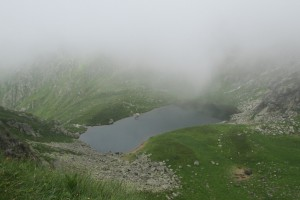 32.Fagaras mountains-Podraguel lake