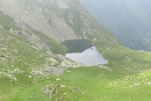 35.Fagaras mountains-Podraguel lake