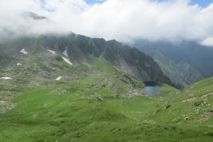 36.Fagaras mountains-Podraguel lake