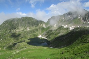 40.Fagaras mountains-Podragu lake