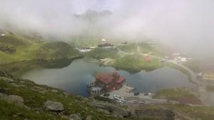 8.Balea lake
