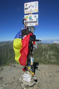 18.Fagarsh mountains-Moldoveanu peak