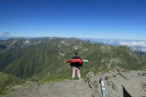 20.Fagarsh mountains-Moldoveanu peak