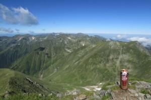 22.Fagarsh mountains-Moldoveanu peak