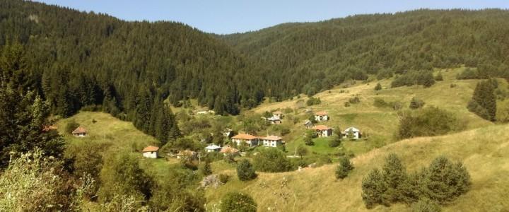 В търсене на изворите на река Въча