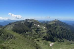 24.Fagarsh mountains-Moldoveanu peak